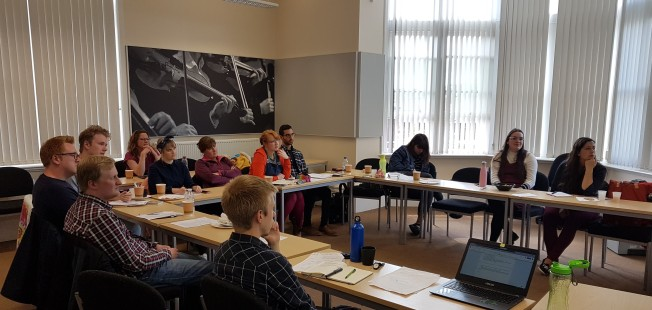 Sheffield workshop (28/05/2019)